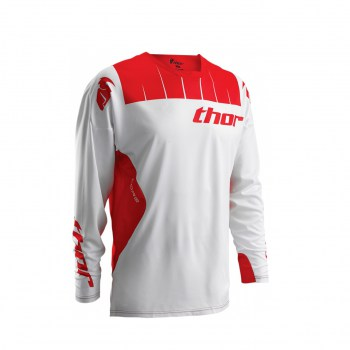 Thor CORE WHITE_RED M